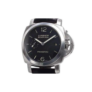 PANERAI LUMINOR MARINA 1950 3 DAYS AUTOMATIC ACCIAIO - 42MM MEN WATCH PAM00392 - ROOK JAPAN