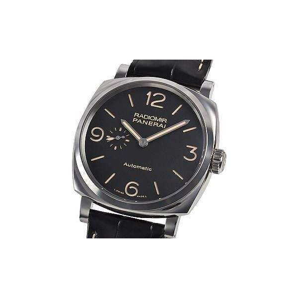 PANERAI RADIOMIR 1940 3 DAYS AUTOMATIC ACCIAIO - 45MM MEN WATCH PAM00572 - ROOK JAPAN