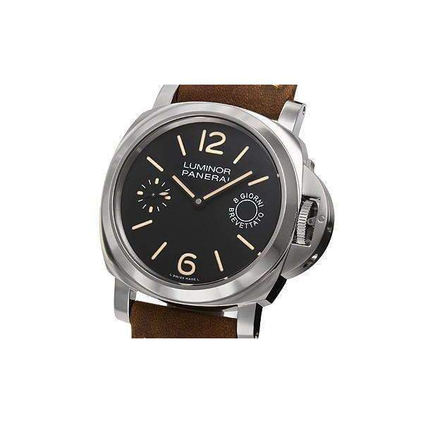 PANERAI LUMINOR MARINA 8 DAYS ACCIAIO - 44MM MEN WATCH PAM00590 - ROOK JAPAN