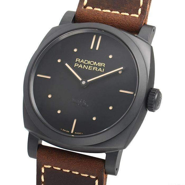 PANERAI RADIOMIR 1940 3 DAYS CERAMICA - 48MM MEN WATCH PAM00577 - ROOK JAPAN