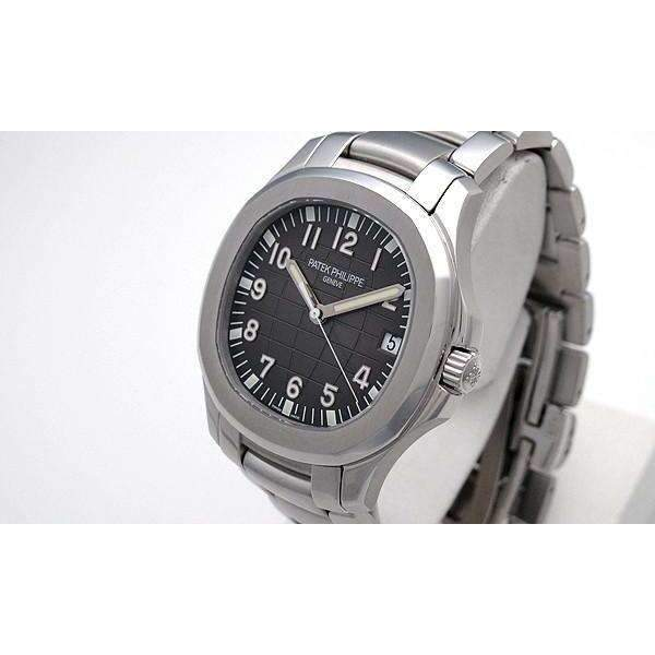 PATEK PHILIPPE AQUANAUT STAINLESS STEEL MEN WATCH  5167/1A-001 - ROOK JAPAN