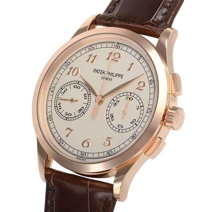 PATEK PHILIPPE COMPLICATIONS ROSE GODL MEN WATCH 5170R-001 - ROOK JAPAN