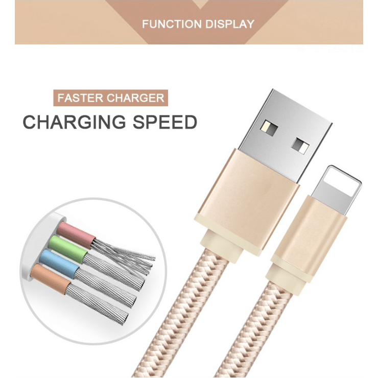 """ROOK CONNECT"" 2 in 1 Lightning and Micro USB Charging Cable with Keychain RC10006 - ROOK JAPAN"