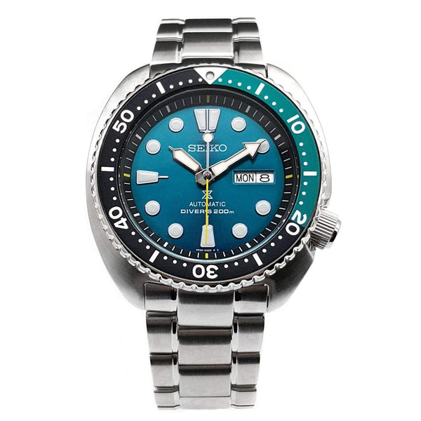 SEIKO PROSPEX GREEN TURTLE AUTOMATIC MEN WATCH (Limited Edition) SRPB01