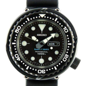 SEIKO PROSPEX MARINE MASTER PROFESSIONAL Robert F. MARX WATCH (Limited Edition 300pcs) SBBN00E - ROOK JAPAN