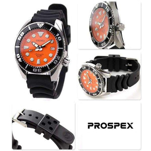 SEIKO PROSPEX DIVER SCUBA AUTOMATIC MEN WATCH SBDC005