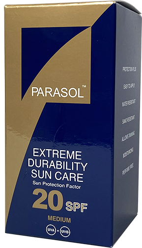 Parasol 20 SPF Sun Protection 200ml