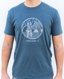 Space Coast Shuttle Tee