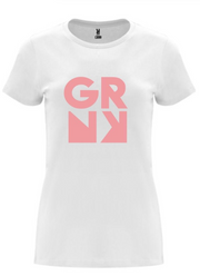 T-Shirt - Signature-Kollektion - SPRNG (WHT)