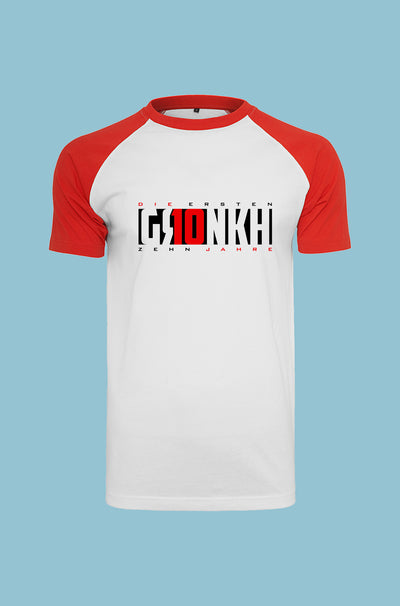 T-Shirt - GRONKH Collection - Erste Jahre
