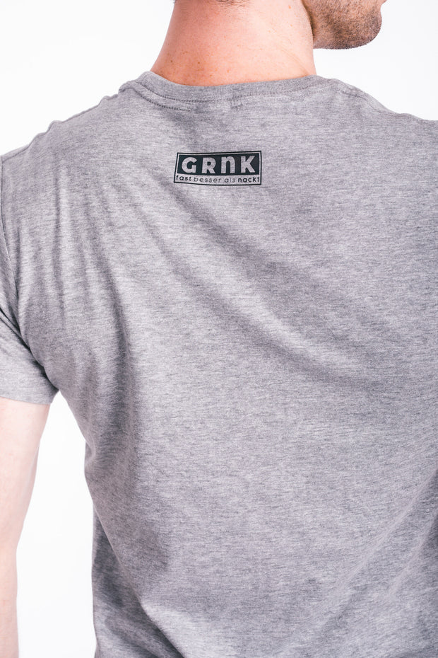 T-Shirt - GRONKH Collection (Herren) grey