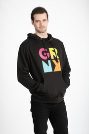 Hoodie - Signature Kollektion - SPRNG (black-coloured)