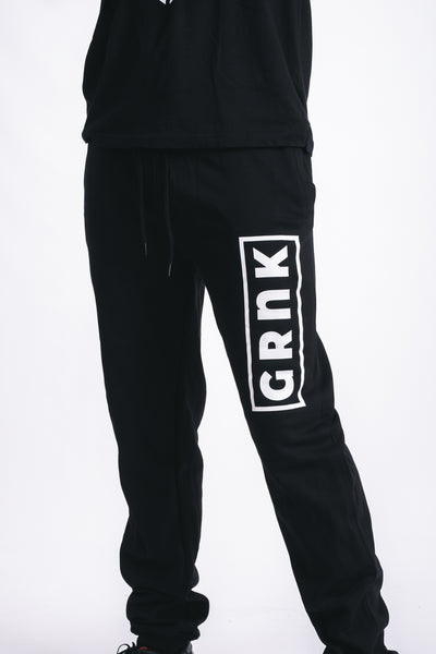 Gronkh Sweat Pants Signature Kollektion Black