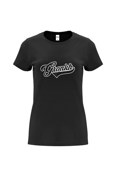 T-Shirt - GRONKH Collection (Damen) black&white
