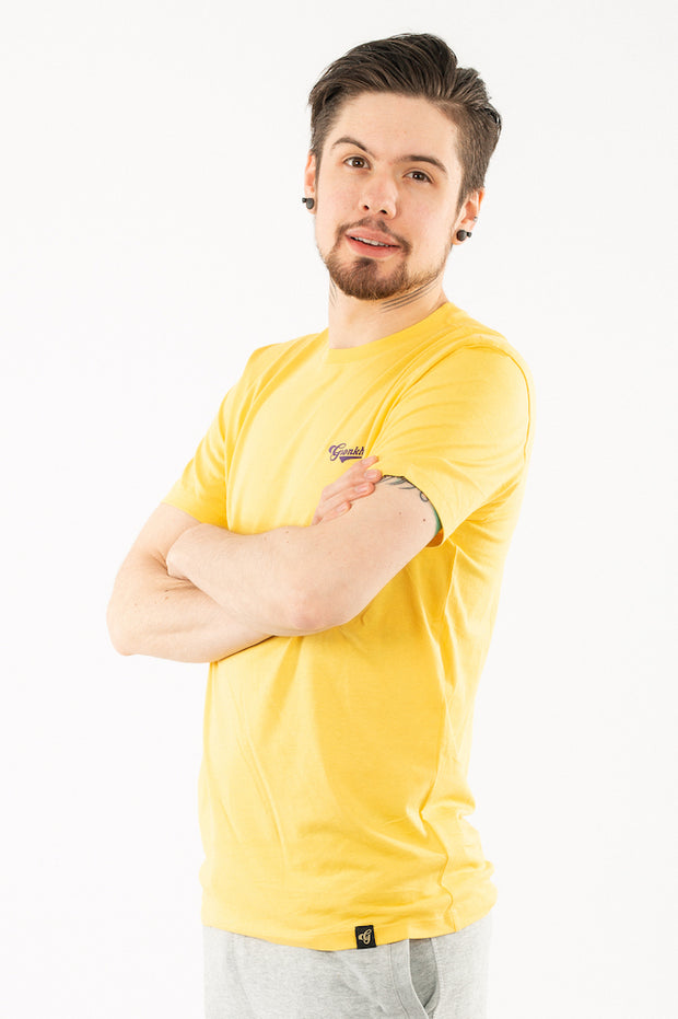 Vegan T-Shirt - GRONKH Collection - YellowSub