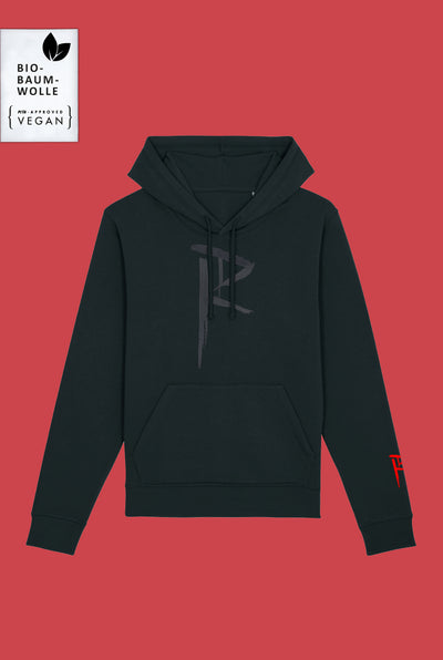 Hoodie - Pandorya Collection - Blutglyphe (Black Edition)