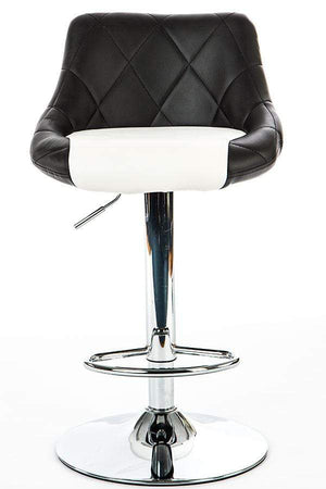 luxurypalace.nl Visagiste stoel Duo Color Artists Chair by Luxury Palace - ZWART