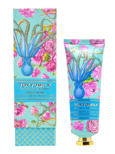 Neptune & The Mermaid - 20,000 Flowers Under the Sea NO. 31 Handcreme