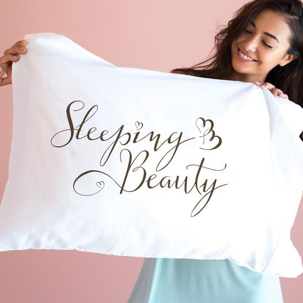 Sleeping Beauty Pillowcase