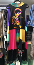 Jimi Hendrix Sleeveless Maxi Duster