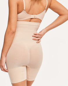 Higher Power Short in Nude