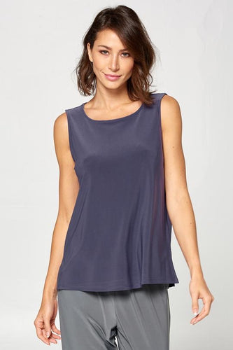 Modest Tank Top in Purple Haze