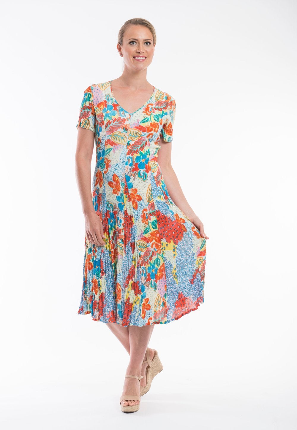 Isola Bella Godett Dress