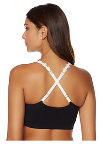 Strap-Its White Silver Studded Straps
