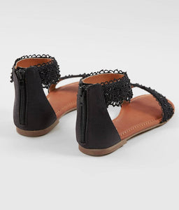 Shala Sandal in Black
