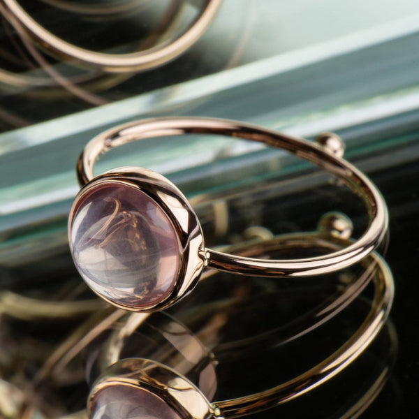 Monocle 8 Rose Quartz