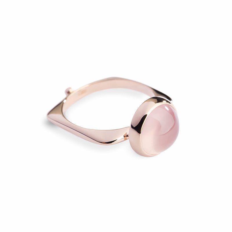 Monocle 10 Rose Quartz
