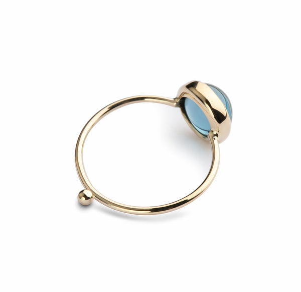 Monocle 8 Blue Topaz