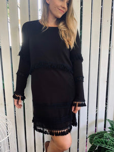 Indi Tassel Dress