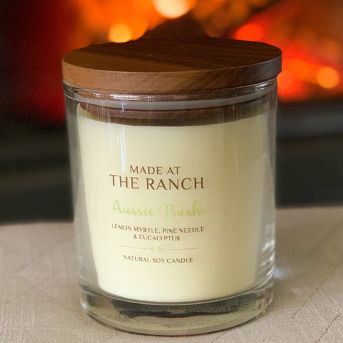 Aussie Bush Candle