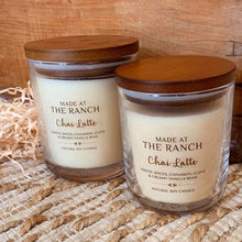 Made at The Ranch Chai Latte Candle