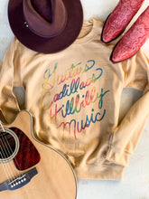 Guitars Cadillacs & Hillbilly Music Sweater - Medium