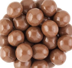 Milk Chocolate Covered Malt Balls