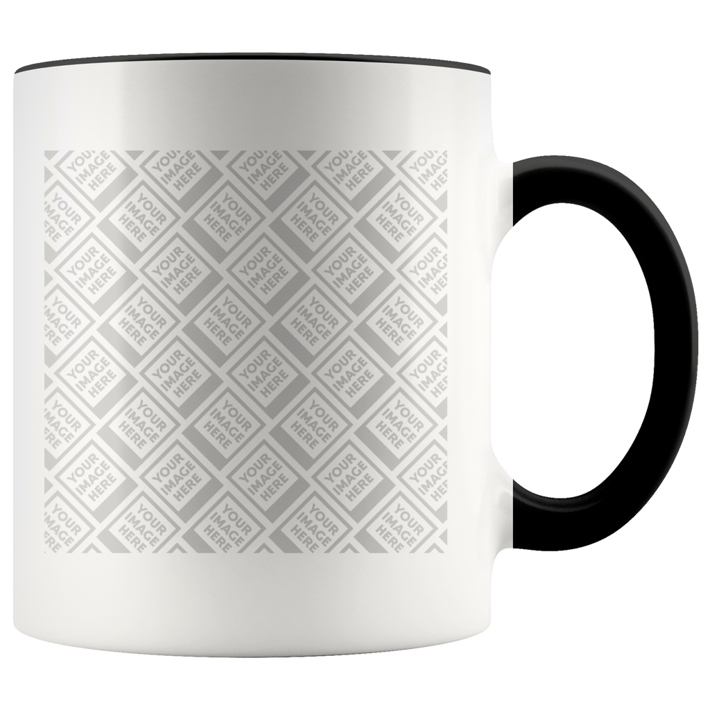 Personalize this Accent Mug -11oz
