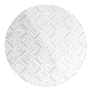 Personalize this Circle Sticker - Sizes: 4x4, 5x5, 6x6
