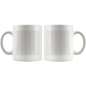 Personalized this 11oz Mug - White