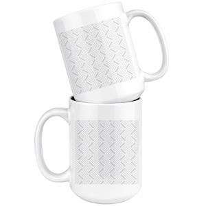 Personalized this 15oz Mug - White