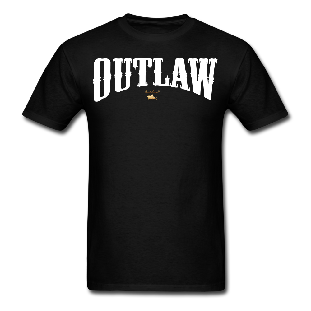 Outlaw  T-Shirt - black