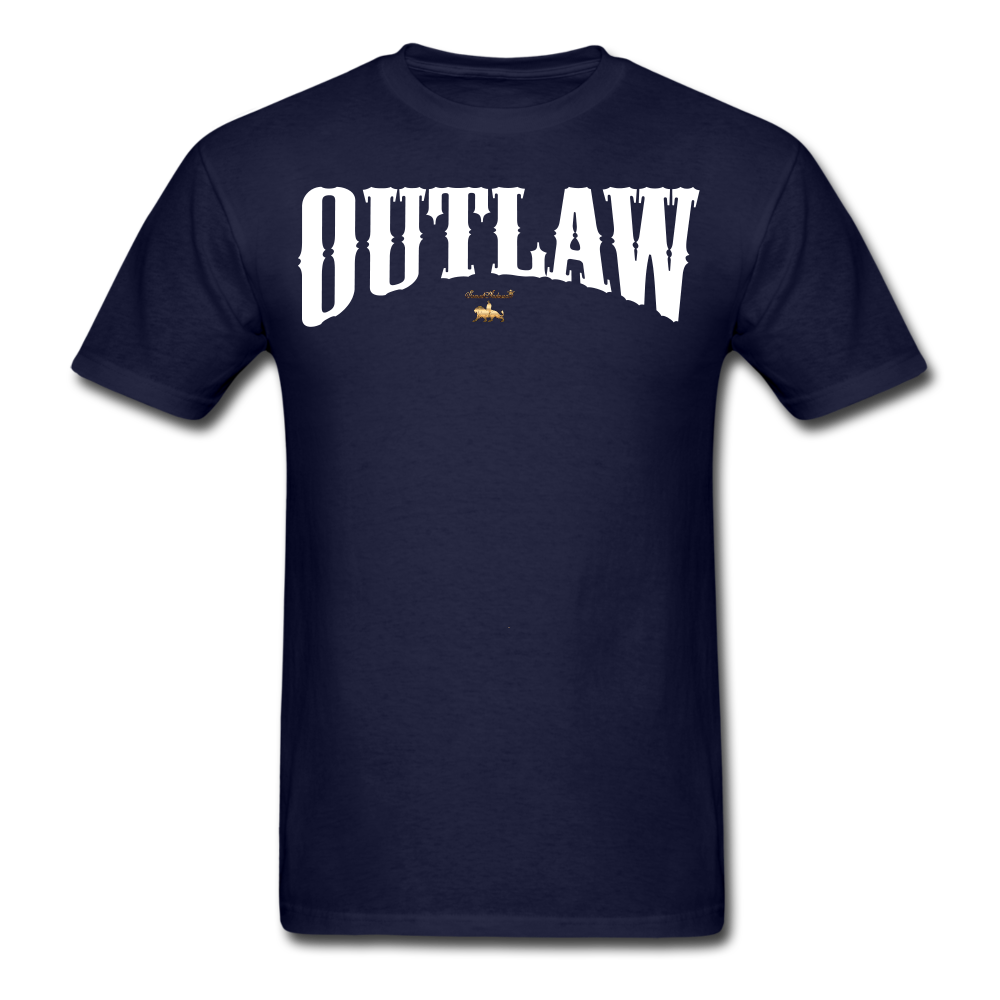Outlaw  T-Shirt - navy