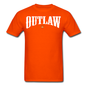 Outlaw  T-Shirt - orange