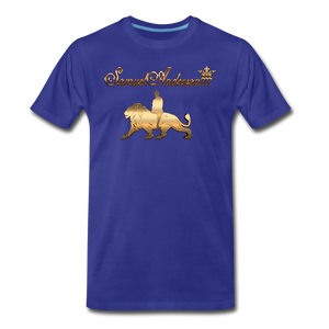 Quality Premium T-Shirt - SamuelAnderson777 - royal blue