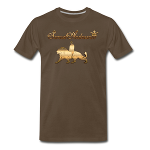 Quality Premium T-Shirt - SamuelAnderson777 - noble brown