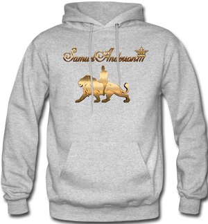 SamuelAnderson777 - The Brand Hoodie - heather gray