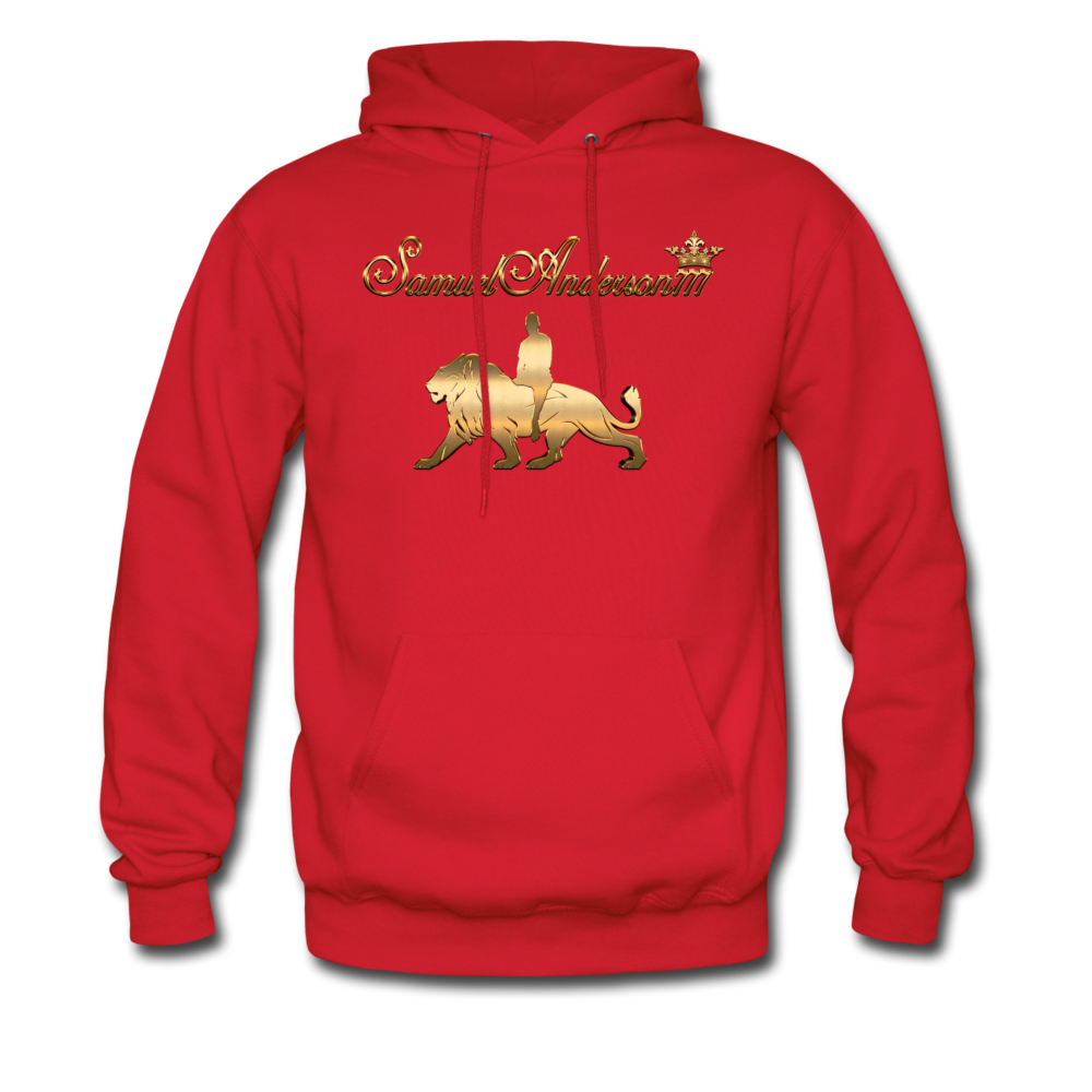 SamuelAnderson777 - The Brand Hoodie - red