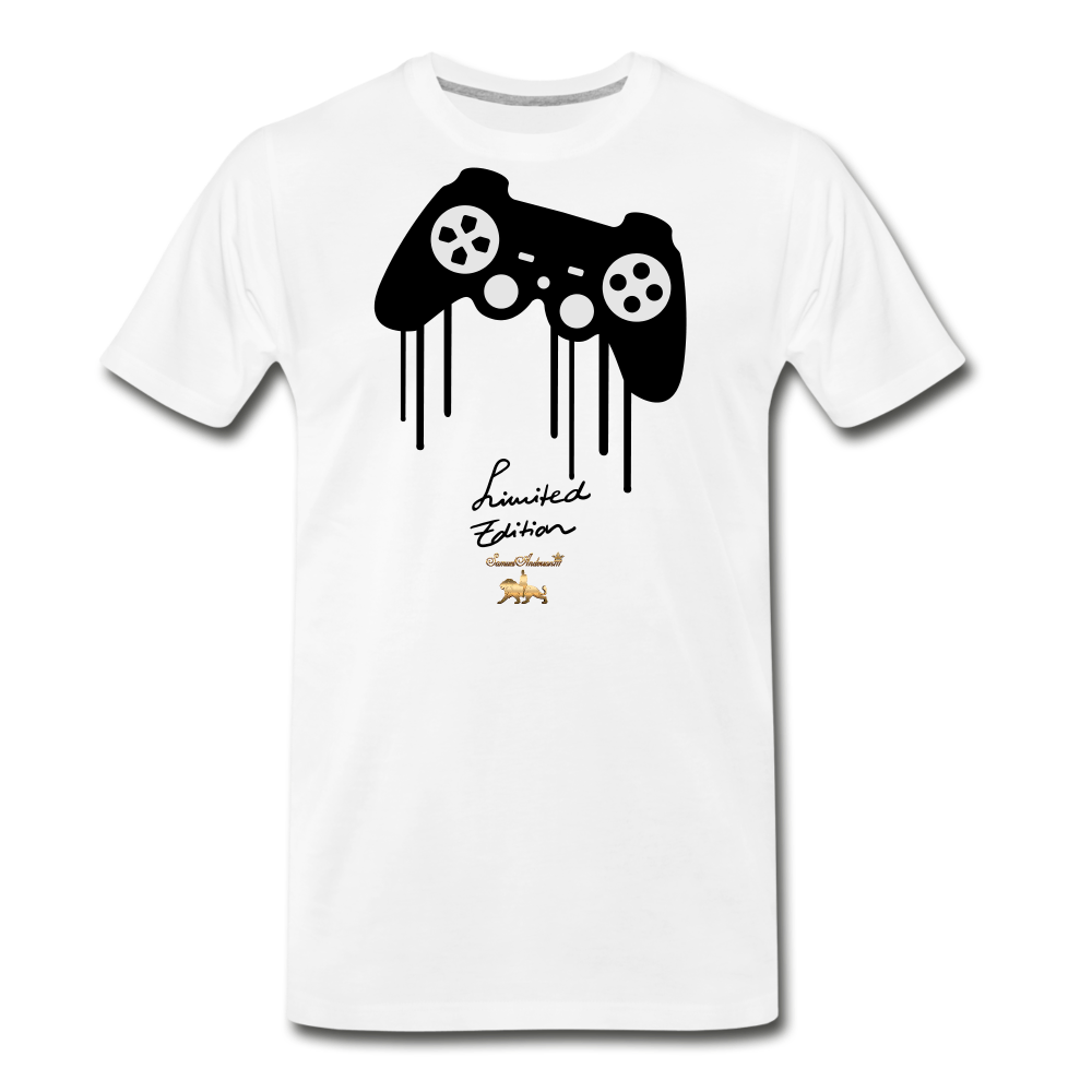 Game Recognizes Game Premium T-Shirt - white