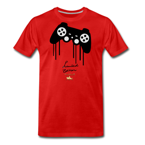 Game Recognizes Game Premium T-Shirt - red